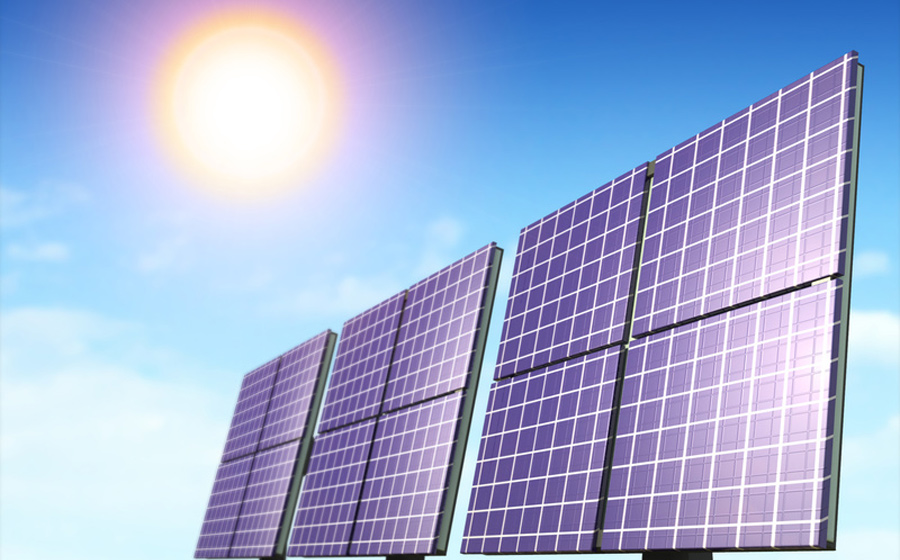research papers on solar energy in india