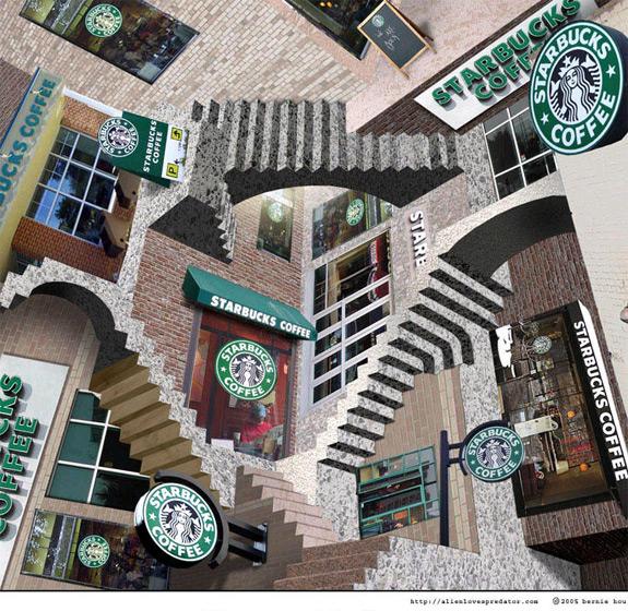The impact of starbucks for Starbucks in the world