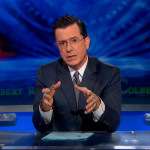 Stephen Colbert Reports on Testosterone Drugs